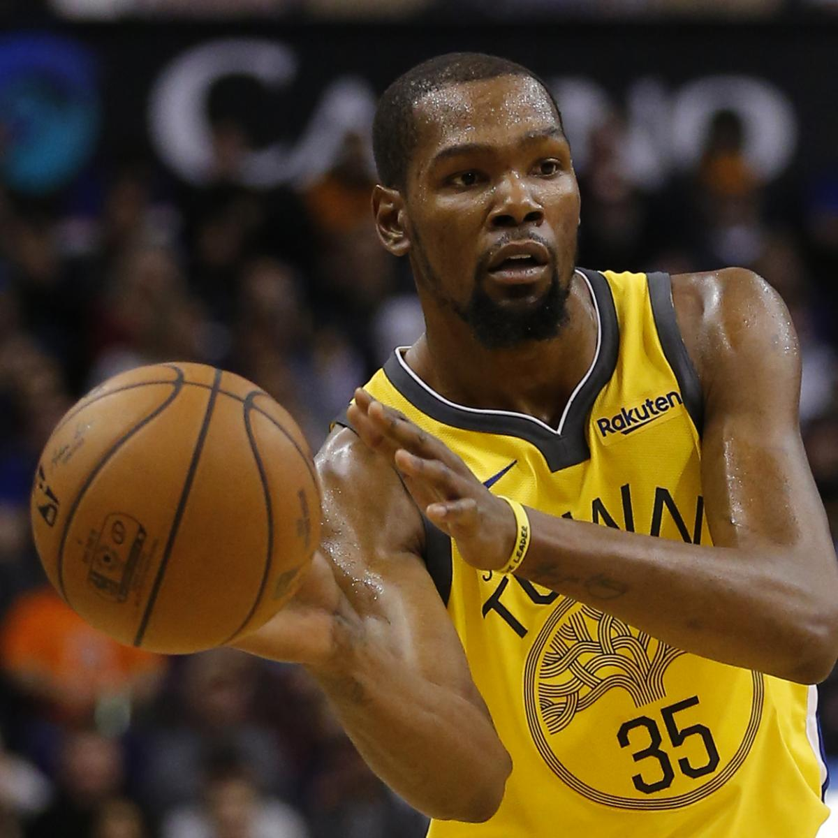 Kevin Durant Is Already Warriors Biggest Difference Maker: Kevin Durant's Free-Agent Decision Will Reveal His True
