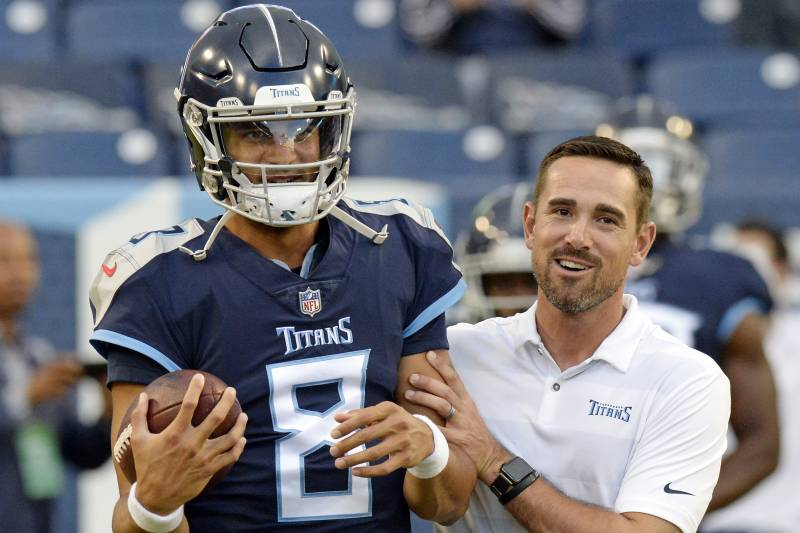 6dd3fd24 Titans OC Matt LaFleur Reportedly Hired as Packers Head Coach ...
