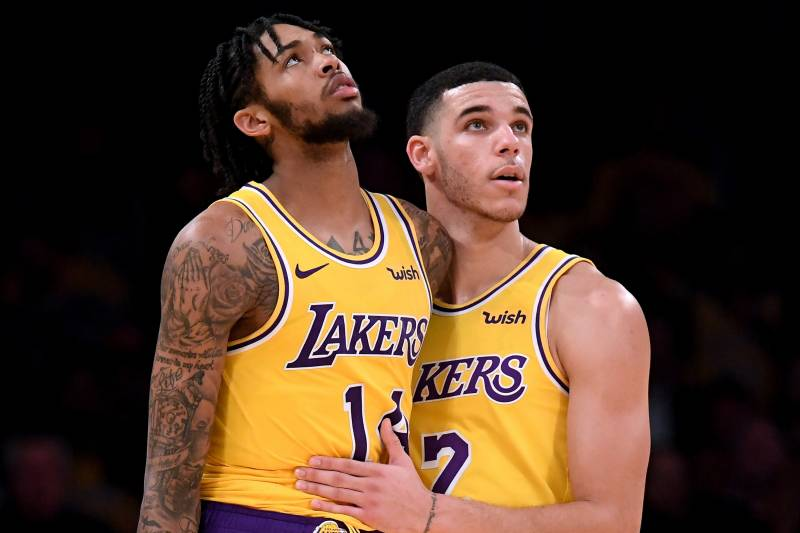 69ba45227 Lonzo Ball on Brandon Ingram: It Starts with Us for Lakers Without ...