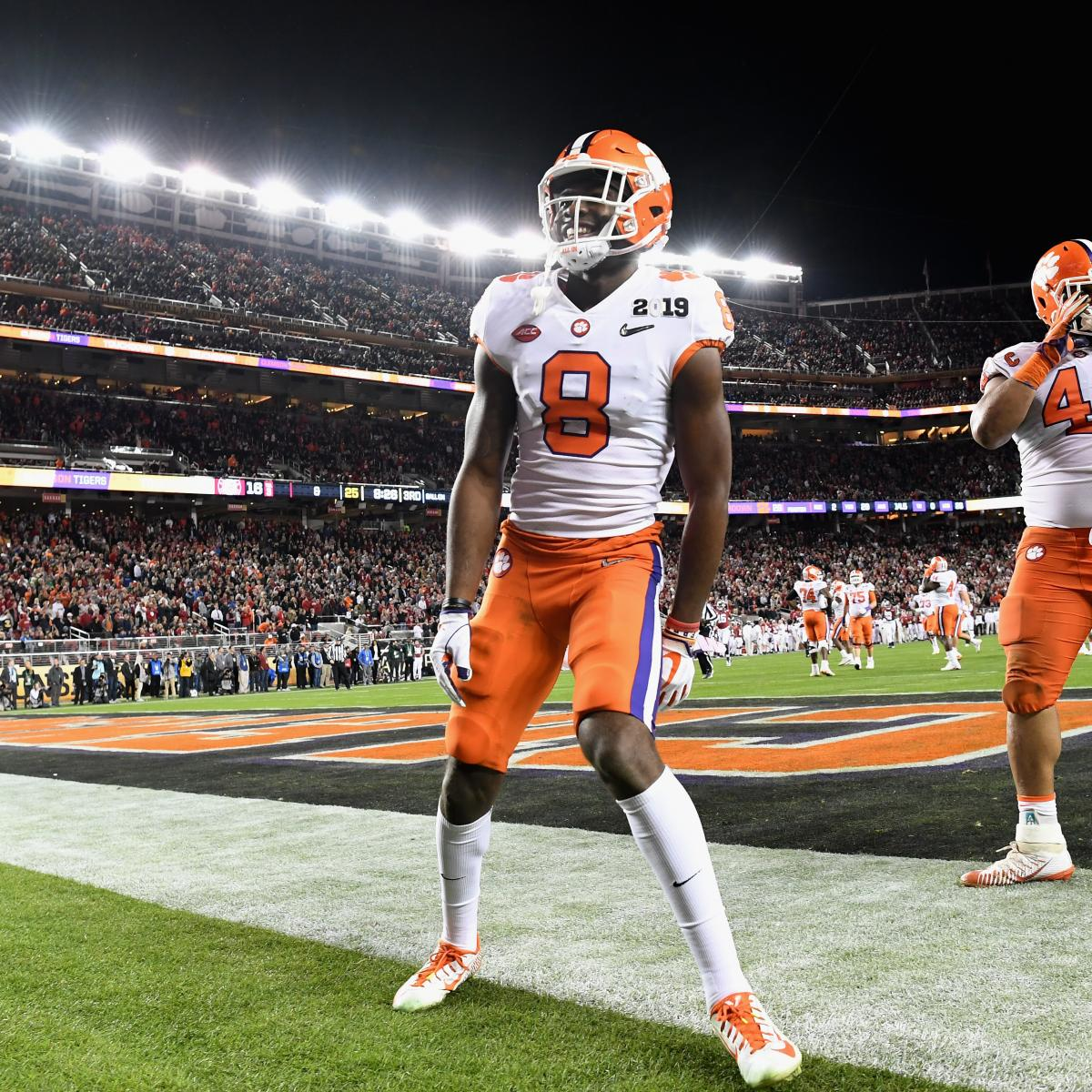 CFP National Championship 2019: Stats, Box Score For