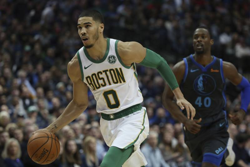 Jayson Tatum Admits He Would Trade Himself for Anthony Davis Hi-res-d96c8f577761481db45cacd6effb5ac6_crop_north