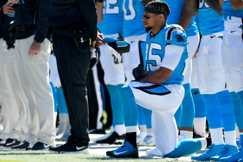new product 11faa c6e37 NFL, NFLPA Say There Is 'No Evidence' Eric Reid Was Targeted ...