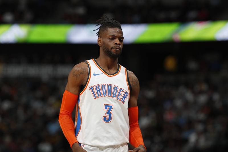 Thunder S Nerlens Noel Undergoes Surgery For Facial Injury Out Vs