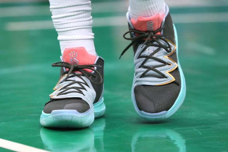 best sneakers 30127 a7c0f B/R Kicks x NBA Nightly: New CNCPTS x Kyrie 5, PJ Wears ...