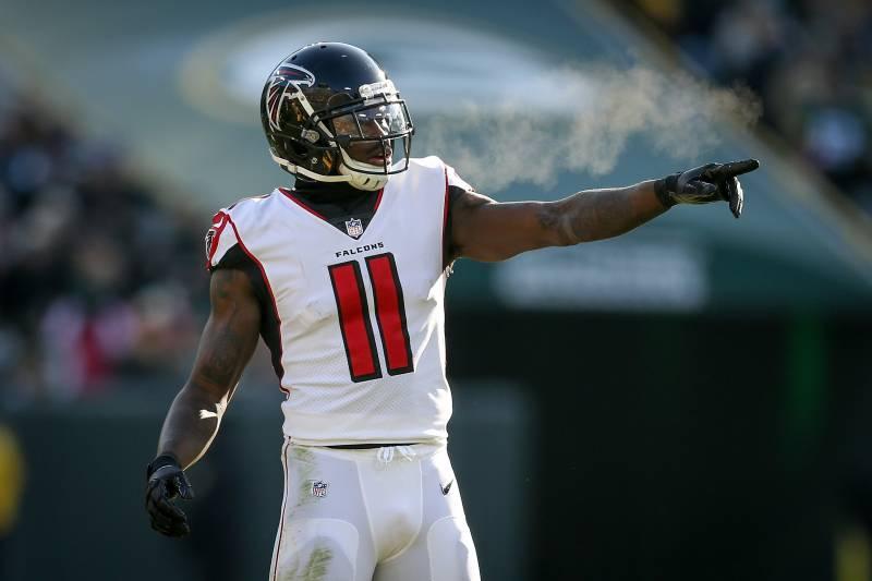 Julio Jones Says Falcons Good Without Antonio Brown