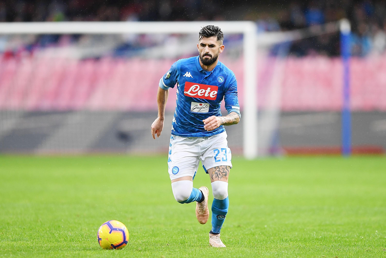 Elseid Hysaj May Sign New Napoli Deal Amid Chelsea Rumours, Says ...