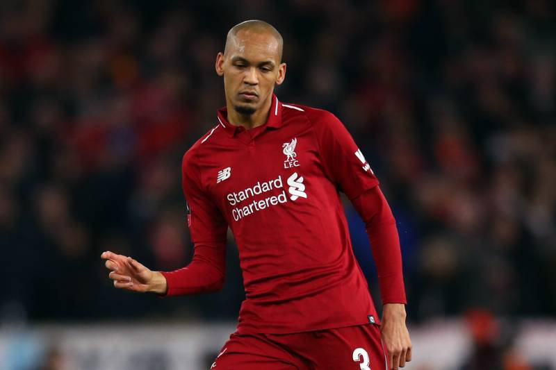 premium selection 59845 caa8d Liverpool's Fabinho Questions Timing of PSG Loan Rumours ...