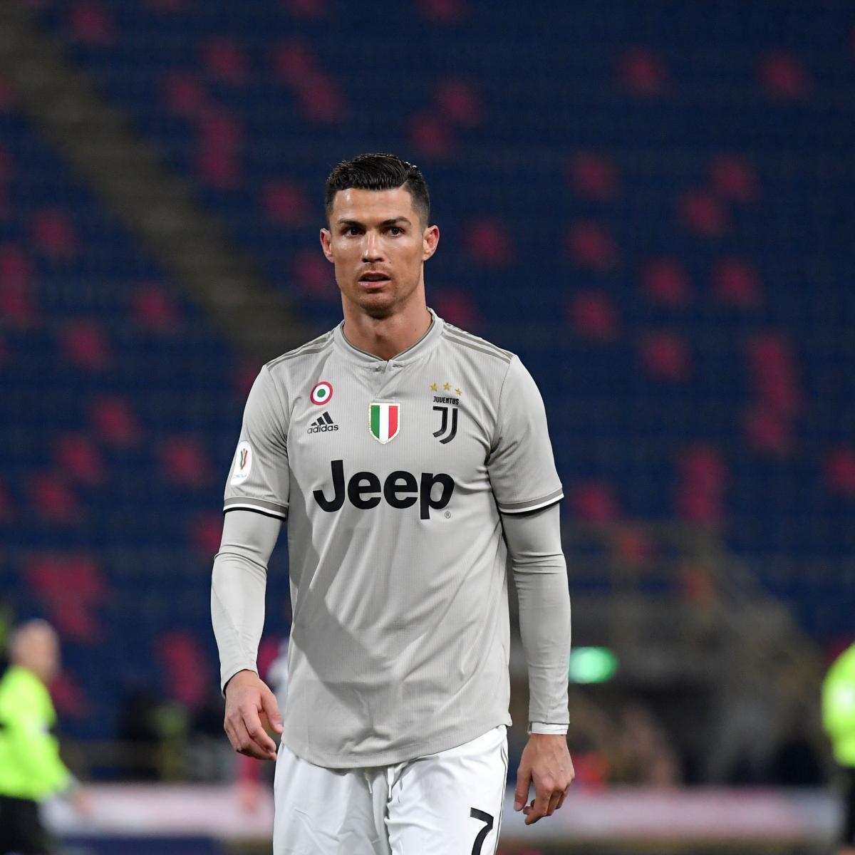 Juventus vs. AC Milan: 2018 Italian Super Cup TV Schedule, Live Stream