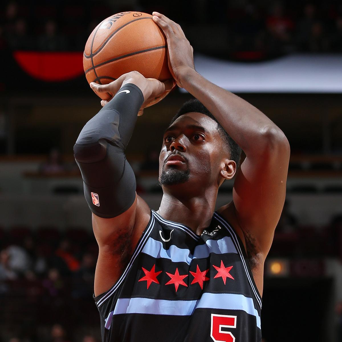 Warriors Come Out To Play Bleacher Report: Bobby Portis: 'Obvious' Kevin Durant Intended To Injure