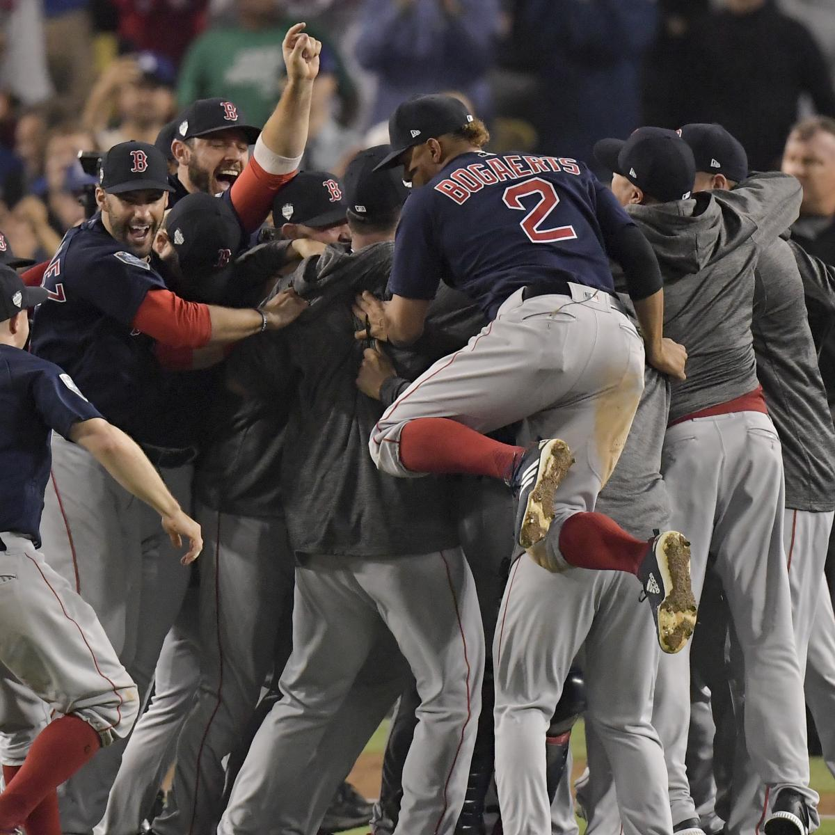 99d8cc34a MLB Power Rankings  Where All 30 Teams Stand 1 Month from 2019 Spring  Training