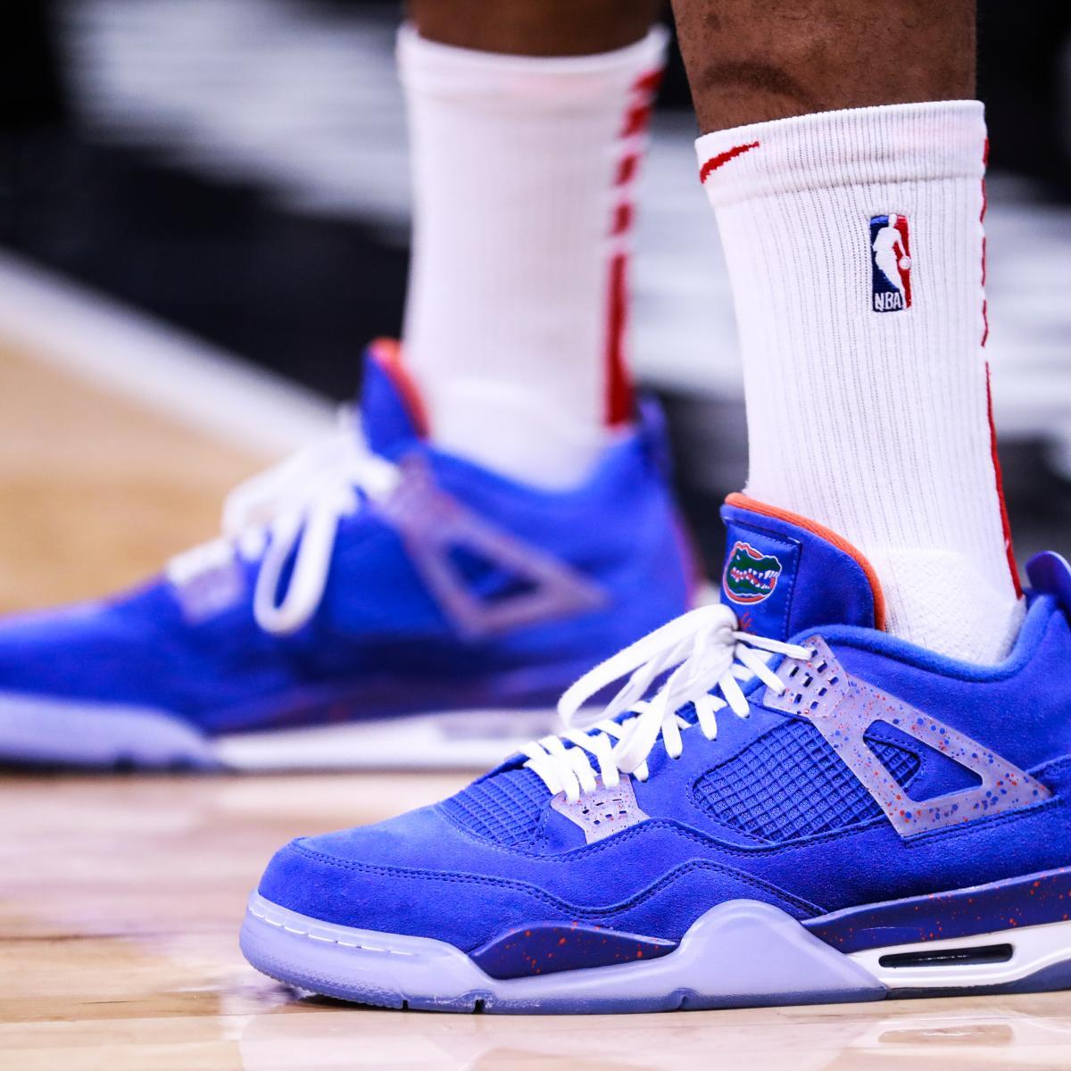 7d63c63443740a B R Kicks x NBA Nightly  PJ Tucker Wears Gators Air Jordan 4 and More