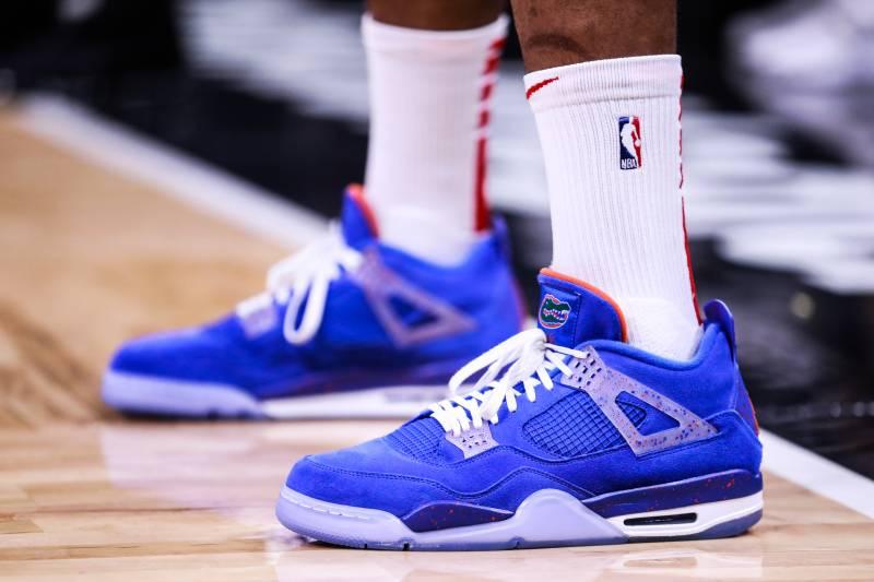 big sale 51339 d169e B R Kicks x NBA Nightly  PJ Tucker Wears Gators Air Jordan 4 and More