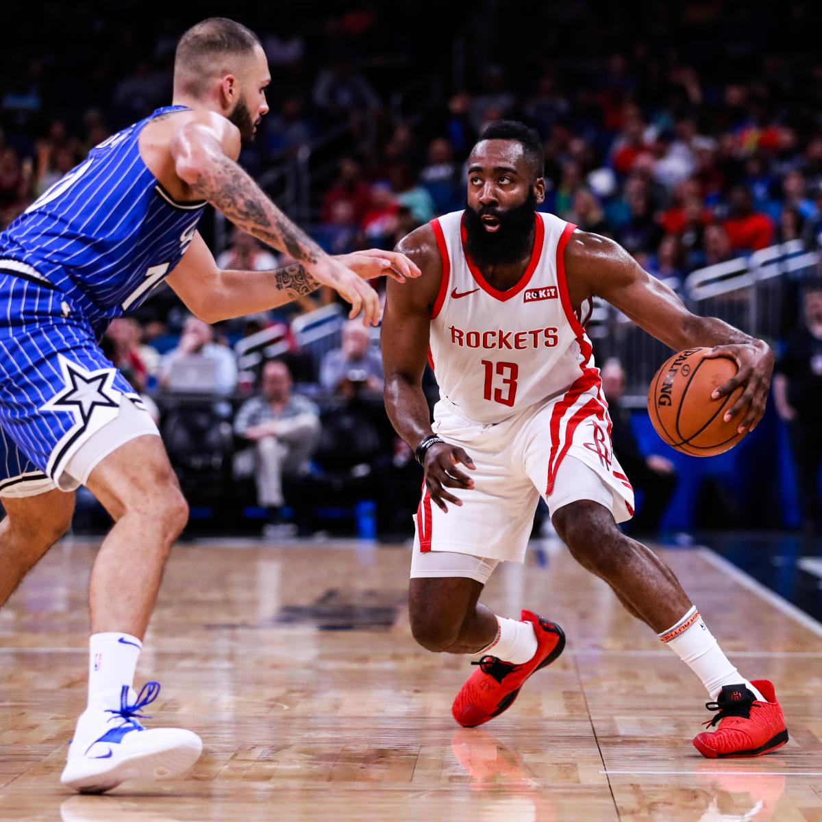 James Harden Latest News: James Harden Matches Kobe Bryant Record; Also Has