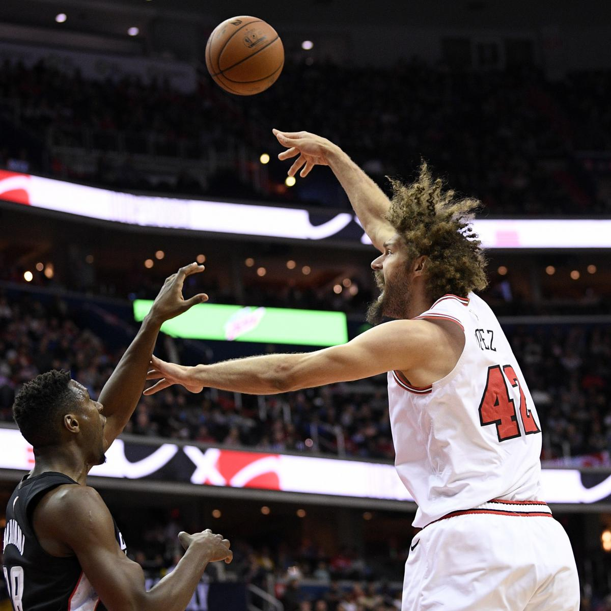 Warriors Come Out To Play Bleacher Report: NBA Rumors: Robin Lopez Interested In Warriors; Bulls