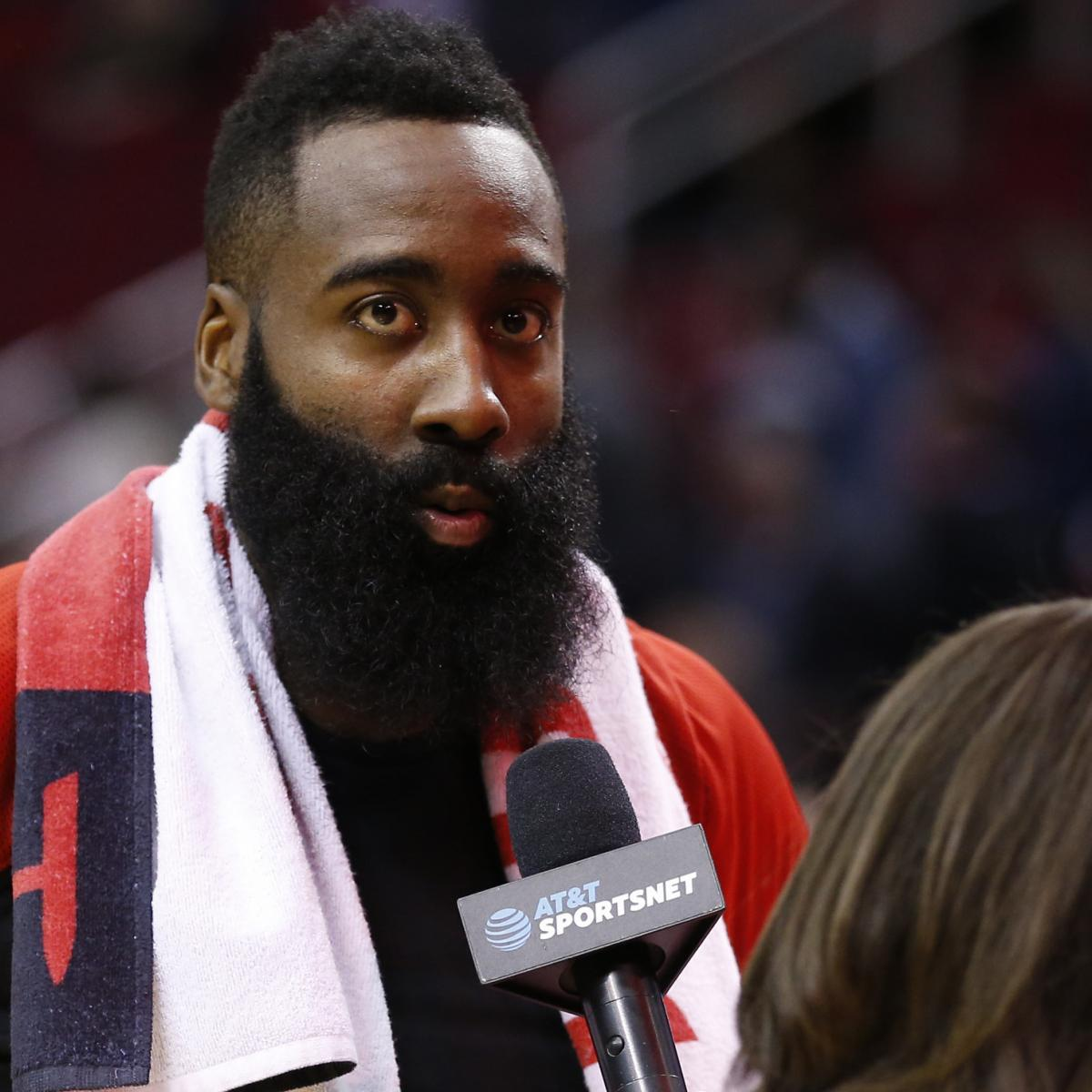 Watch Full Highlights Of Rockets' James Harden's 57-Point