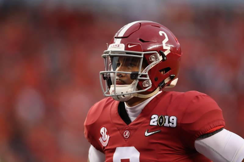 Jalen Hurts Flaws Are Ultimate Test Of Lincoln Riley S
