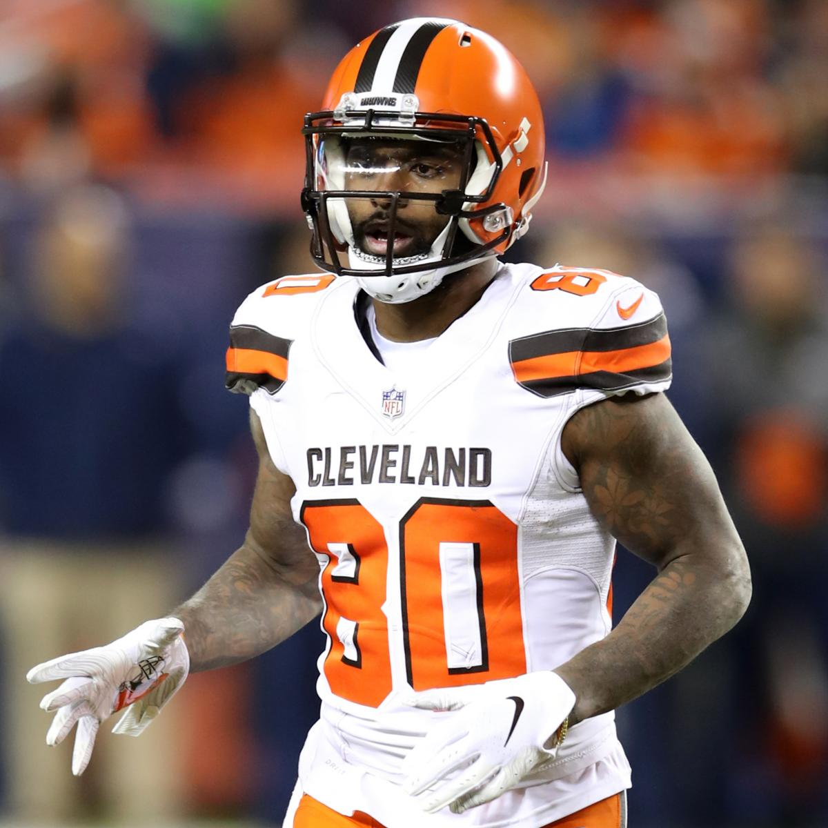 871f34c15 Jarvis Landry to Replace DeAndre Hopkins on 2019 AFC Pro Bowl Roster ...