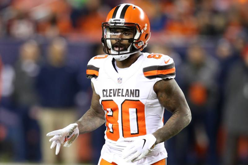 low priced 312d1 f7d47 Jarvis Landry to Replace DeAndre Hopkins on 2019 AFC Pro ...