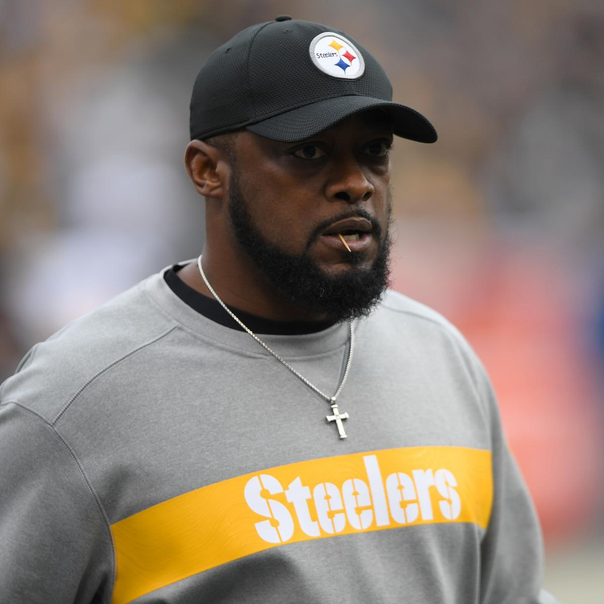 Pittsburgh Steelers Mike Tomlin S New Contract Ushers In: Art Rooney II On Mike Tomlin Contract: 'Cross That Bridge