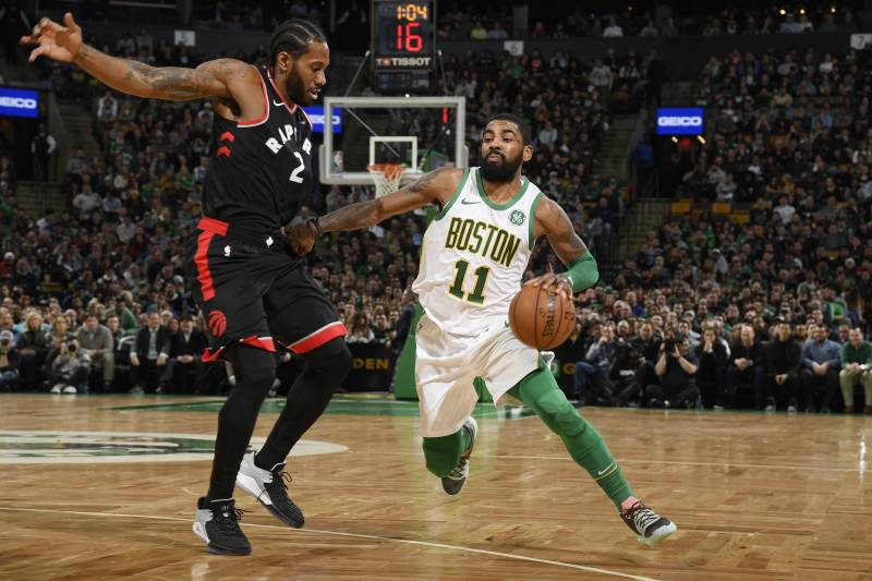 15e997127cd Kyrie Irving Dominant as Celtics Get Crucial Win vs. Kawhi Leonard ...