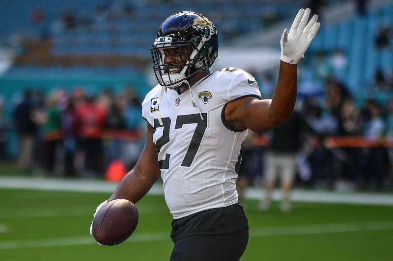 b4539ffed61 NFL Rumors  Leonard Fournette Challenges Jaguars  Voiding of ...
