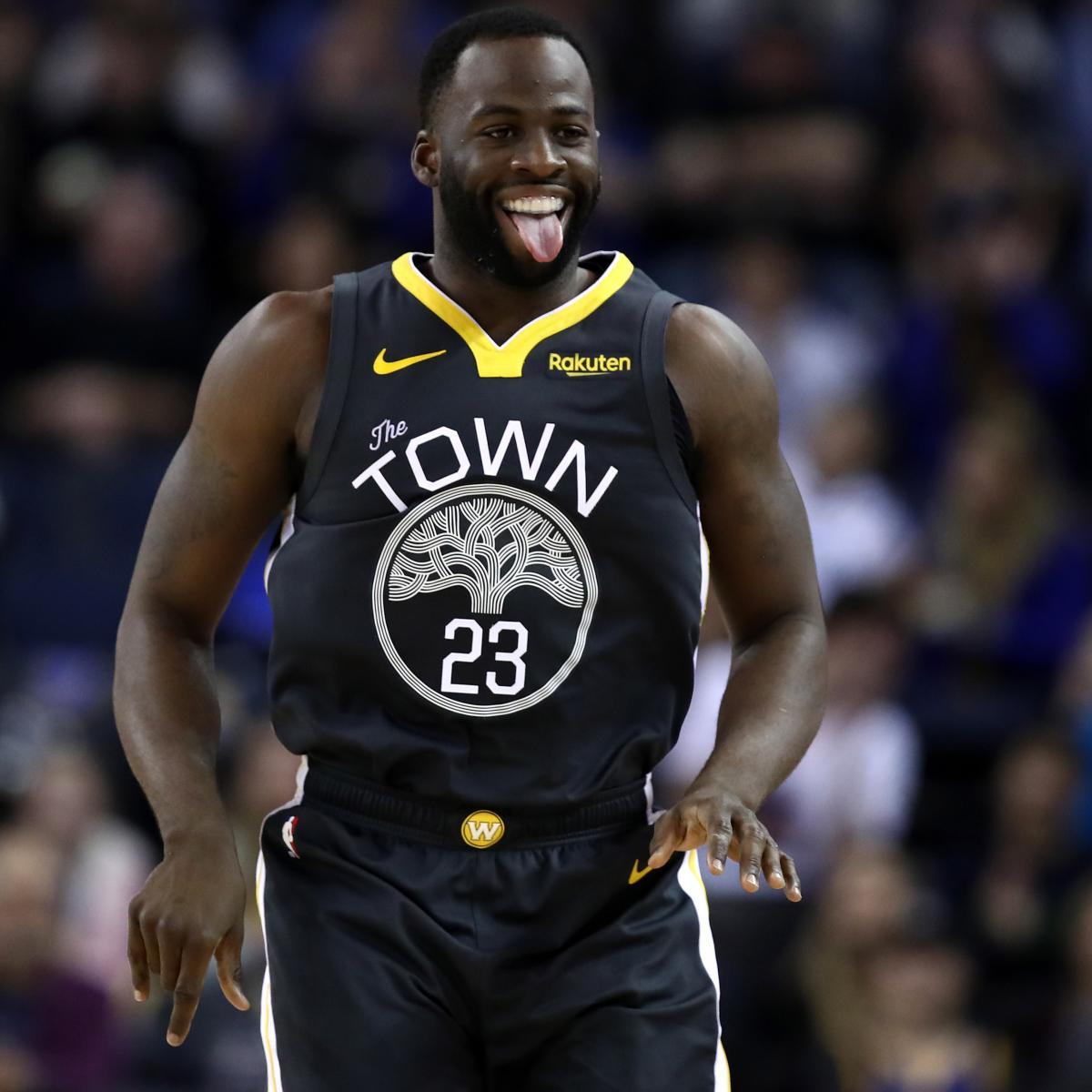 2019 NBA Championship Odds: Warriors Remain Heavy