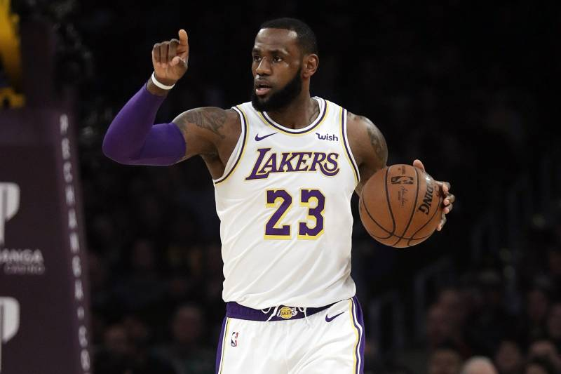 brand new c1827 a41f3 NBA All-Star Game 2019: LeBron, Giannis, Luka Doncic Lead ...