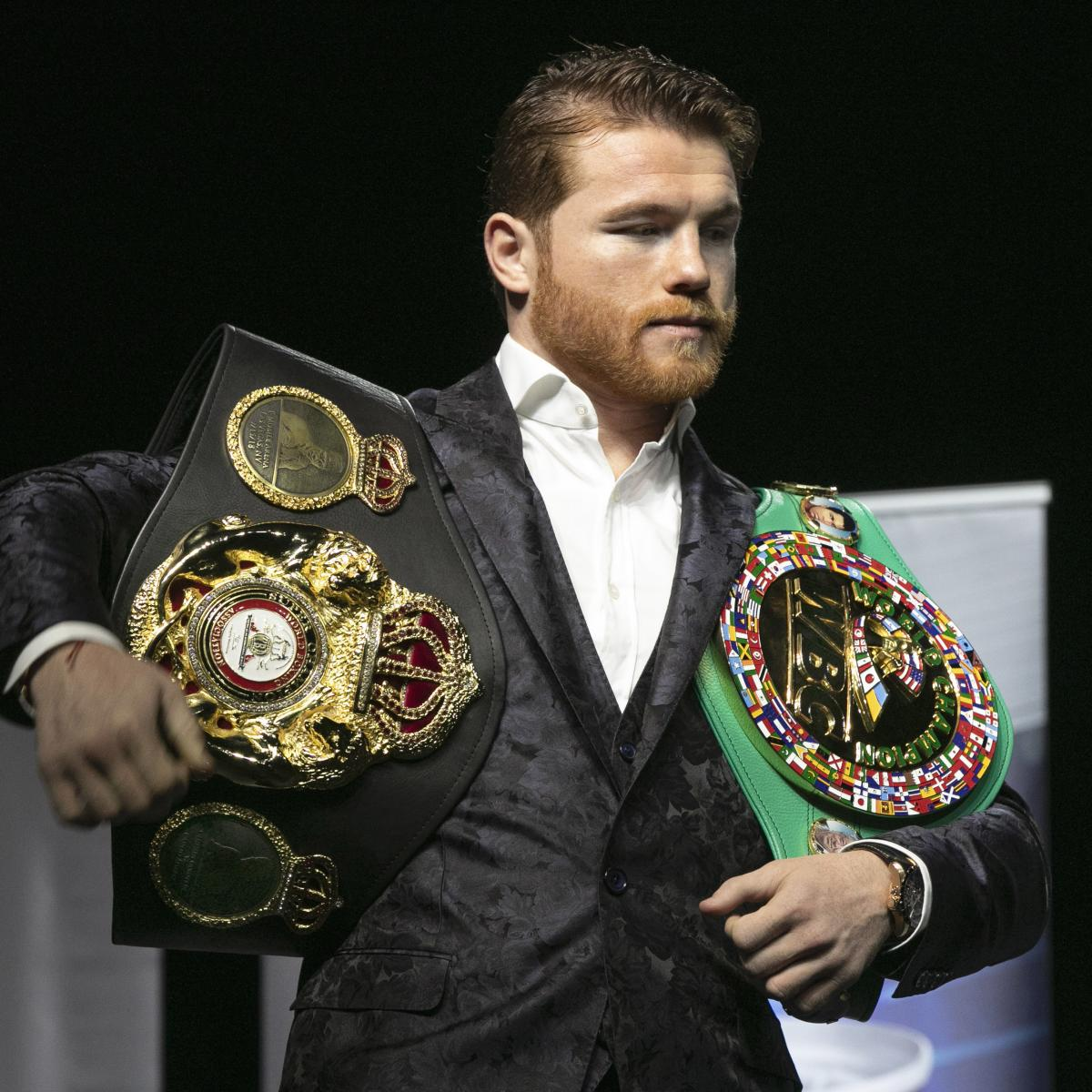 Canelo Alvarez To Fight Daniel Jacobs On May 4 In