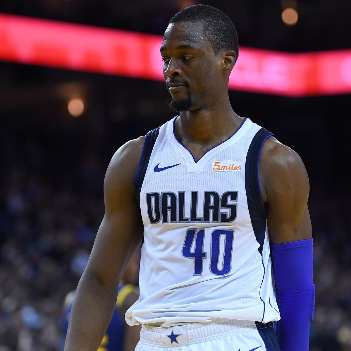 Harrison Barnes Nba: Report: Harrison Barnes Traded To Kings; Mavs Get Justin