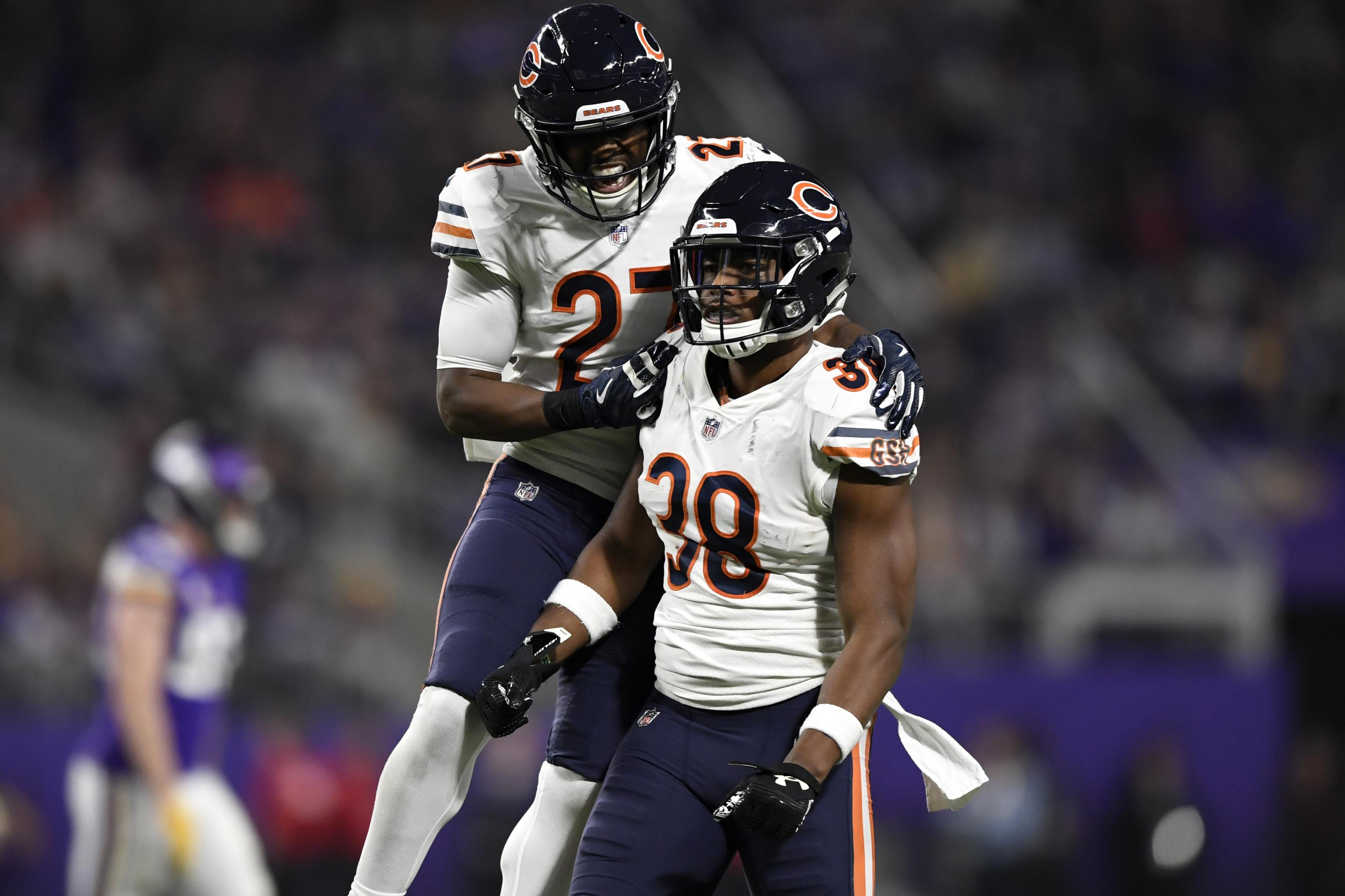 Packers Rumors: Ex-Bears Safety Adrian Amos Agrees to