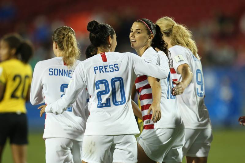 Usa News Live >> Usa Vs France Women S Soccer Date Time Live Stream For