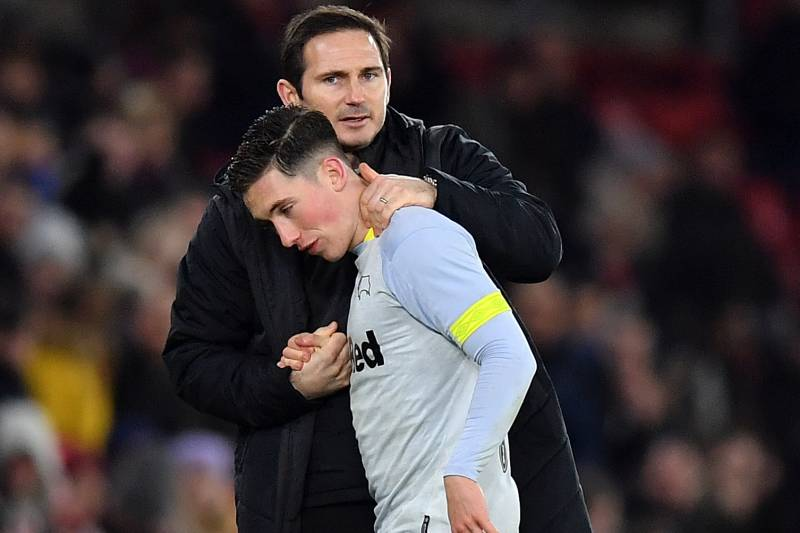 1331c1334 Frank Lampard Confirms Liverpool Won t Recall Harry Wilson from Loan in  January