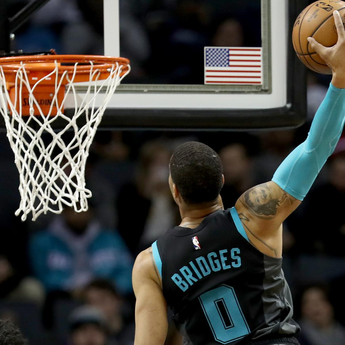 Miles Bridges Reportedly Plans To Participate In 2019 NBA