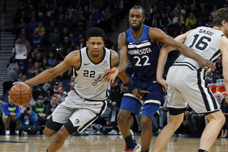 Balanced Spurs Beat Karl-Anthony Towns, Timberwolves with DeMar