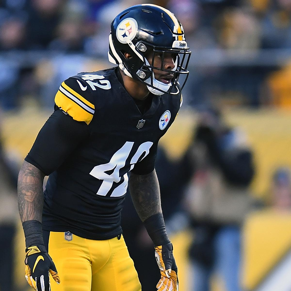 170d73e47 Report: Morgan Burnett Requests Steelers Release; Wants to Play Safety, Not  LB