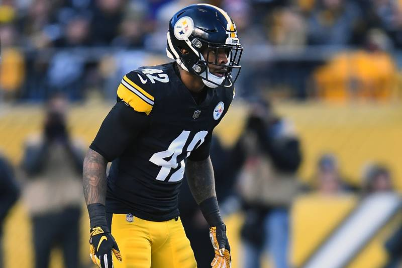 size 40 d47d1 4a5a5 Report: Morgan Burnett Requests Steelers Release; Wants to ...