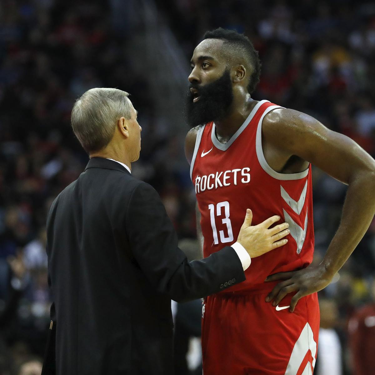 James Harden Injury Report: Meet The Other Guy Responsible For The Houston Rockets
