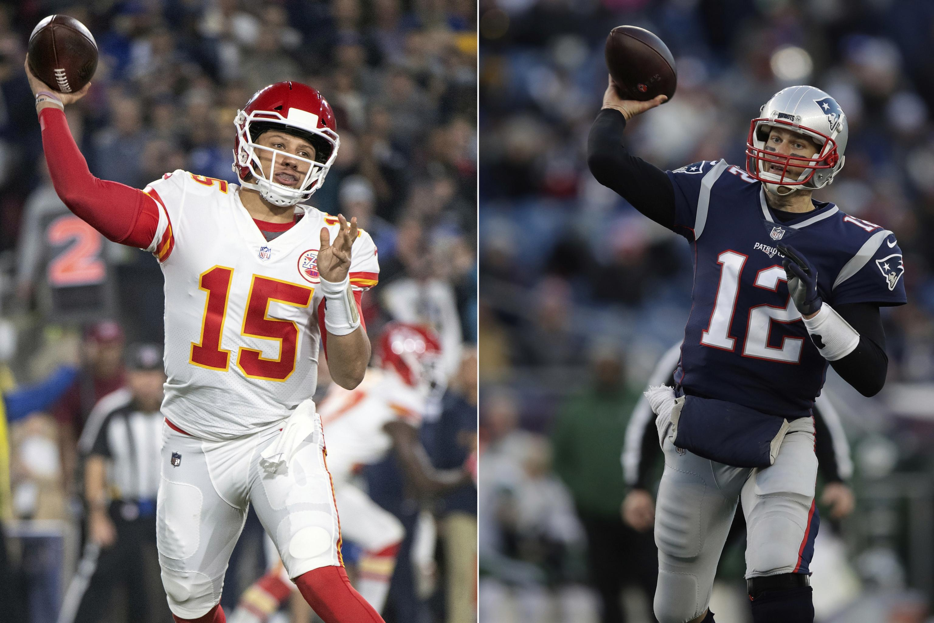 People Seem Very Interested in Mahomes vs. Brady this Sunday
