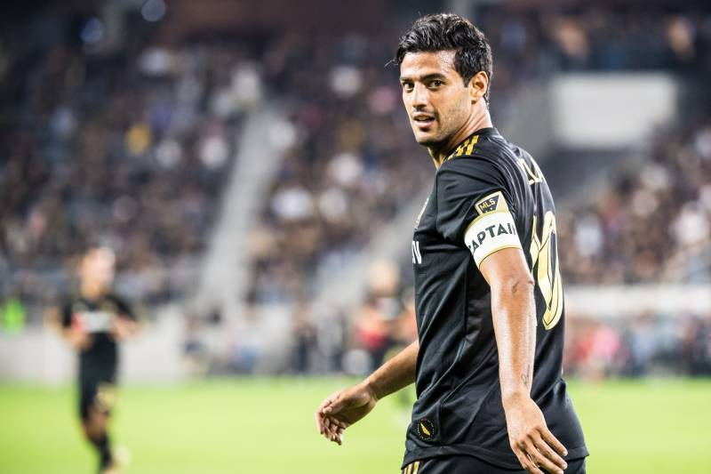 4931c0e64 Carlos Vela  Happy  at LAFC but  We ll See What Happens  Amid Barcelona  Rumours