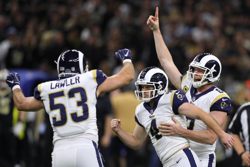 Nfc Championship Game 2019 Final Score Highlights From Rams