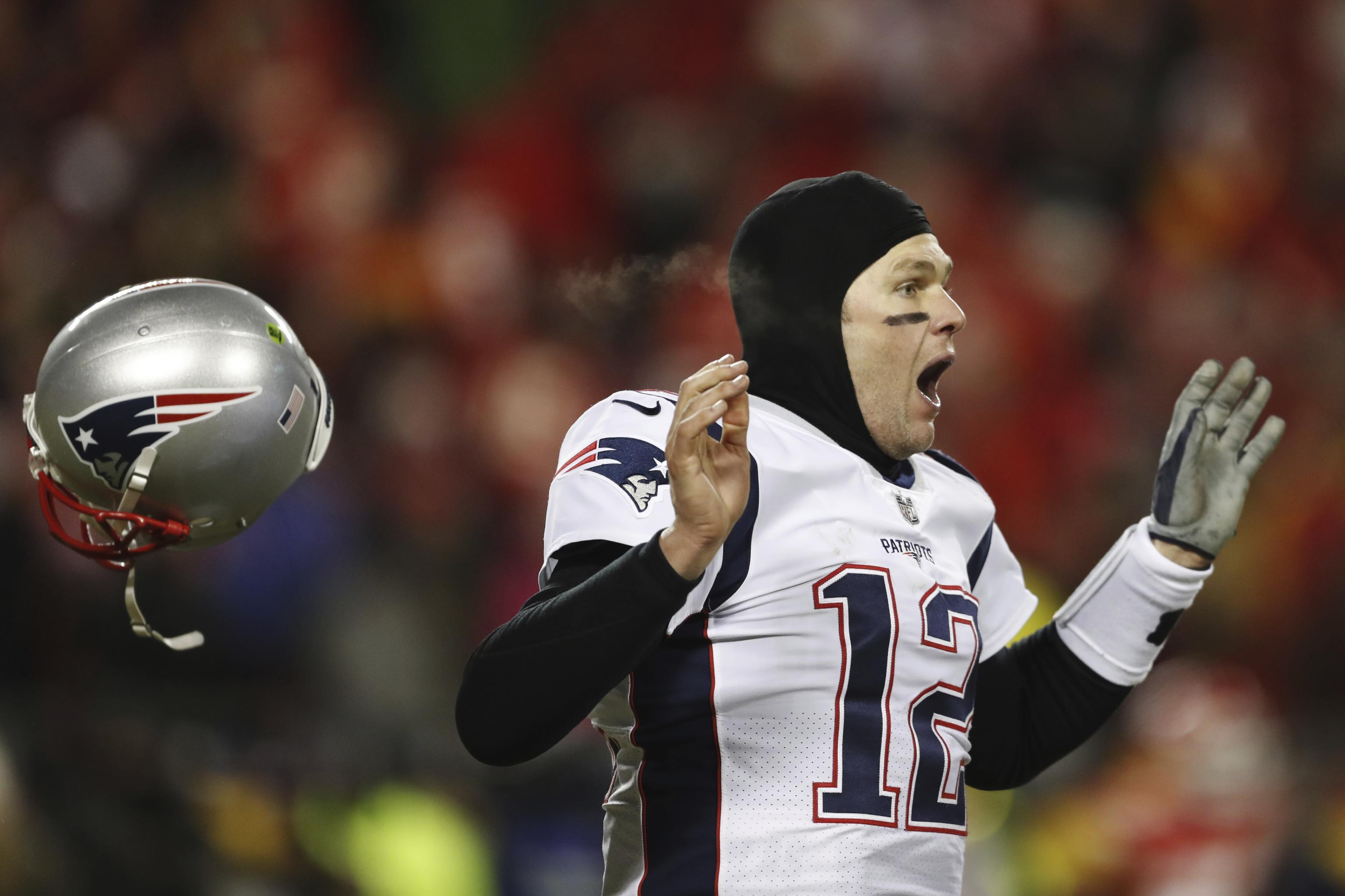 Afc Championship Game 2019 Final Score Highlights From Patriots Vs Chiefs Bleacher Report Latest News Videos And Highlights