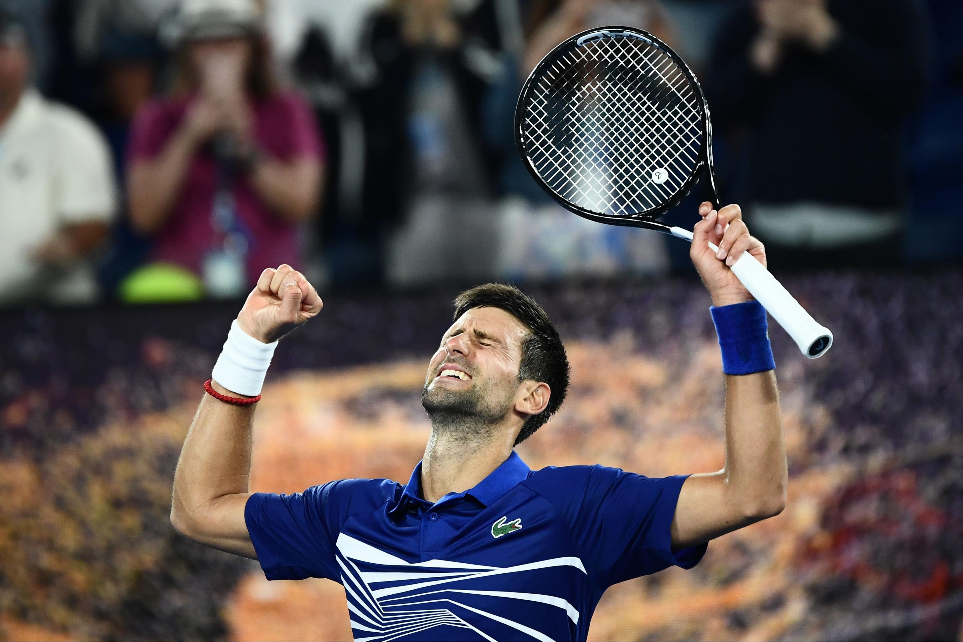 Australian Open 2019 Serena Williams Novak Djokovic Highlight Monday S Results Bleacher Report Latest News Videos And Highlights