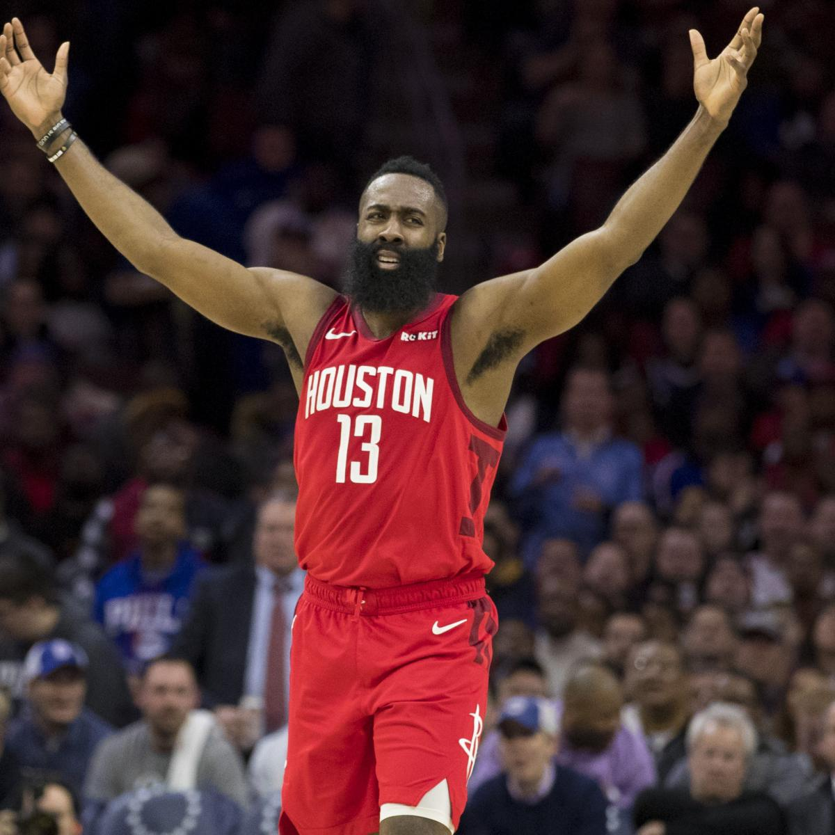 James Harden Latest News: Video: James Harden Scores At Least 30 Points For 20th