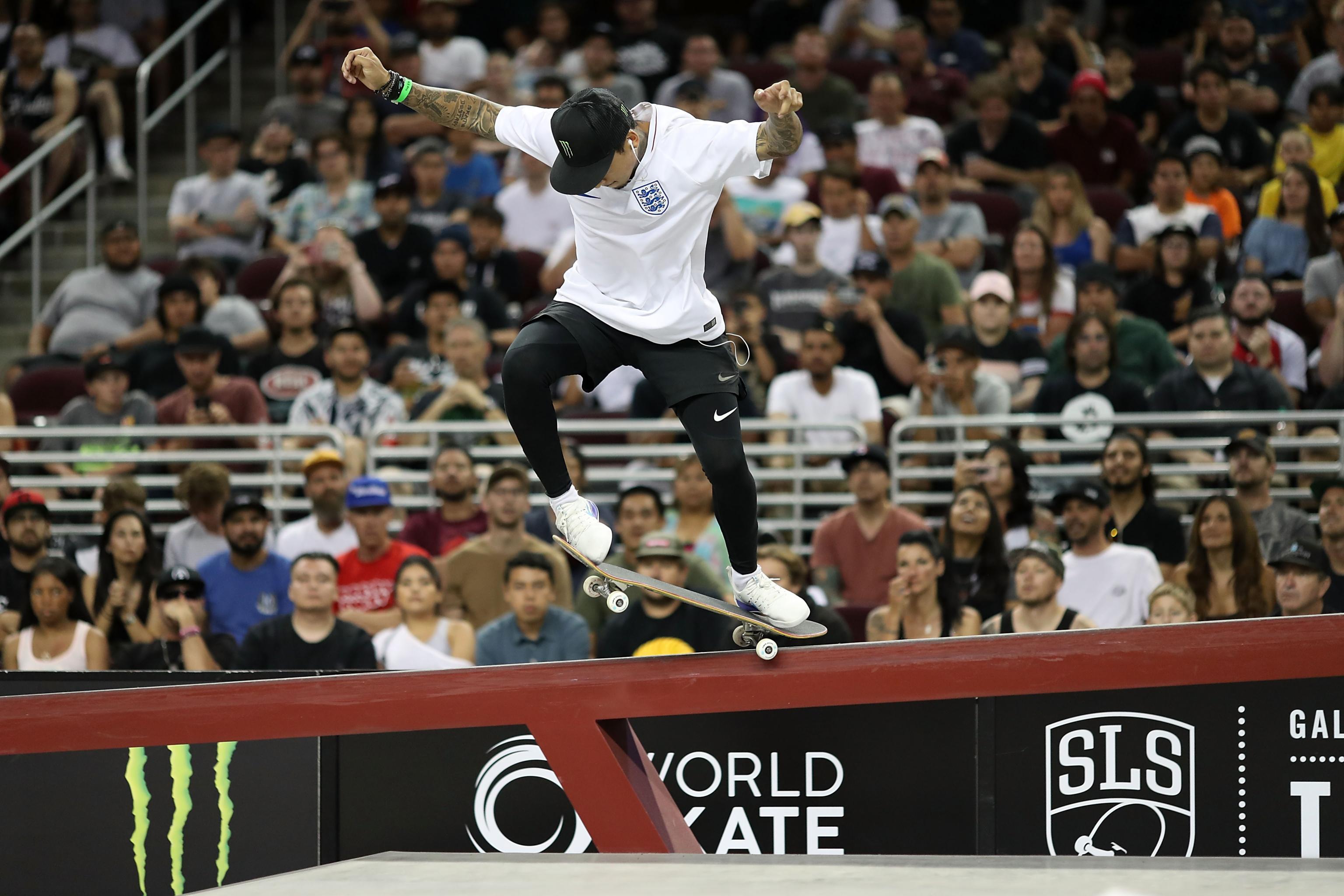 TMZ: Skateboarder Nyjah Huston Sued by Ryan Sheehy After