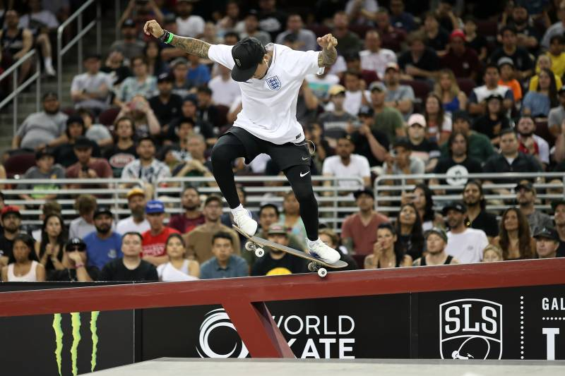 TMZ: Skateboarder Nyjah Huston Sued by Ryan Sheehy After Alleged
