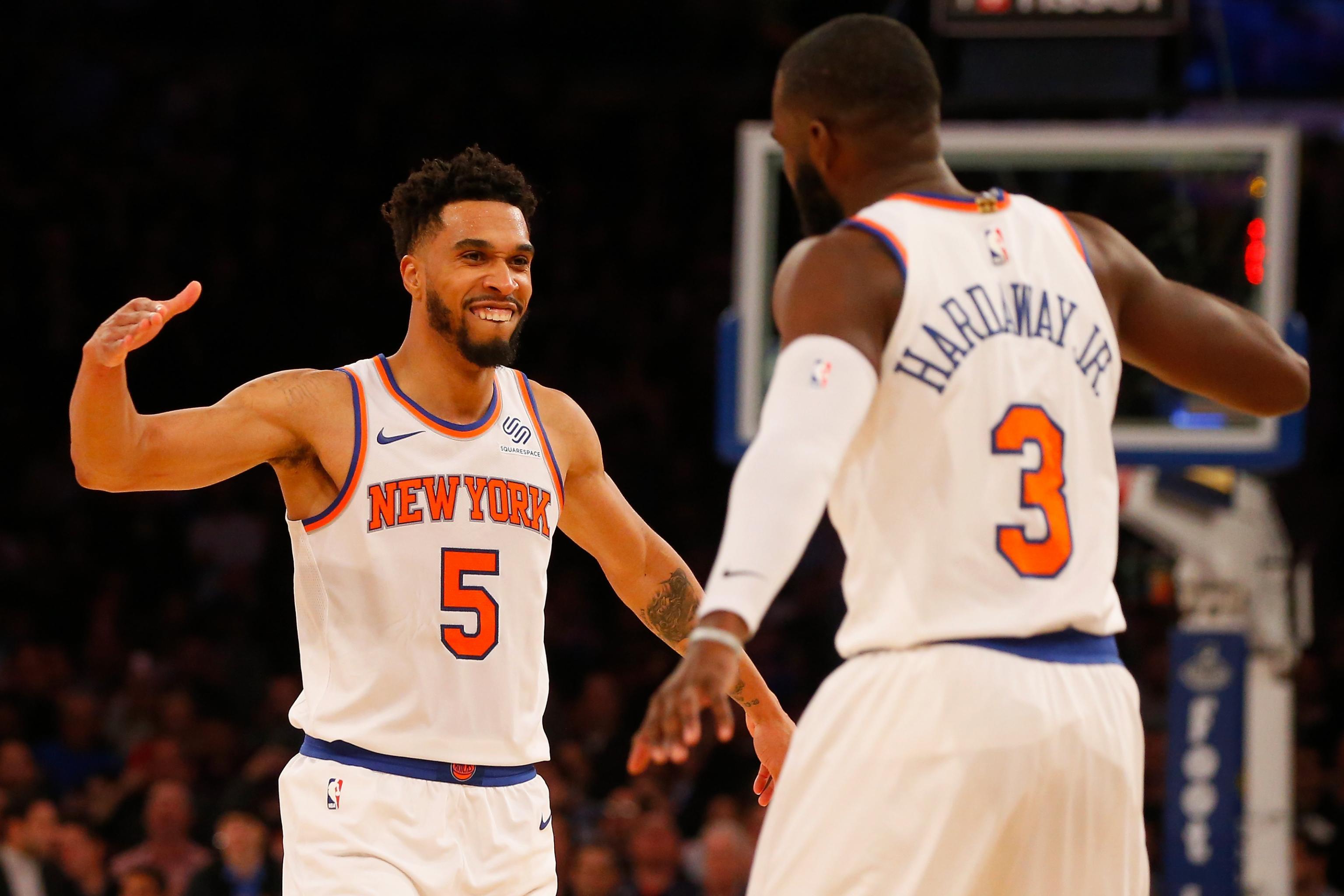 size 40 04fed 9deae Knicks Trade Rumors: Tim Hardaway Jr., Courtney Lee Targeted ...