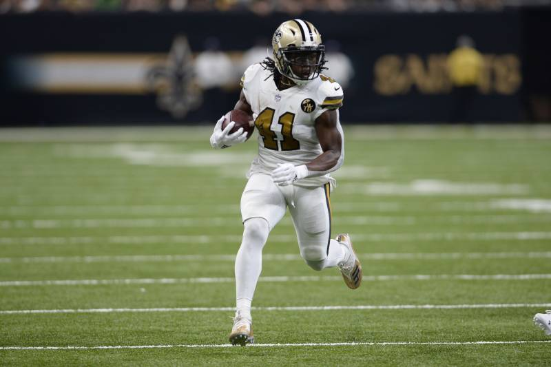 new concept 84728 e6dd2 Alvin Kamara Named 2019 Pro Bowl Replacement for Todd Gurley ...