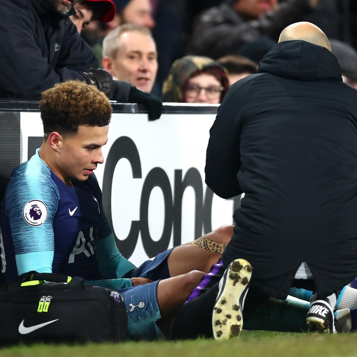 Tottenham Hotspur Ticket Office: Tottenham Hotspur's Dele Alli To Return In Early March