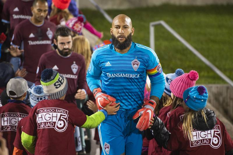 14b5f91f5 USA Goalkeeper Tim Howard Announces He Plans to Retire After 2019 ...