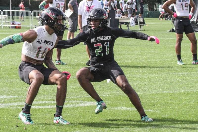 sneakers for cheap 50641 2dc68 3-Star CB Shilo Sanders, Son of Deion Sanders, Commits to ...
